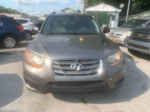 2011 Hyundai Santa Fe for sale at Unique Motors in Rock Island IL