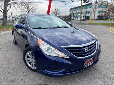 2011 Hyundai Sonata for sale at JerseyMotorsInc.com in Teterboro NJ