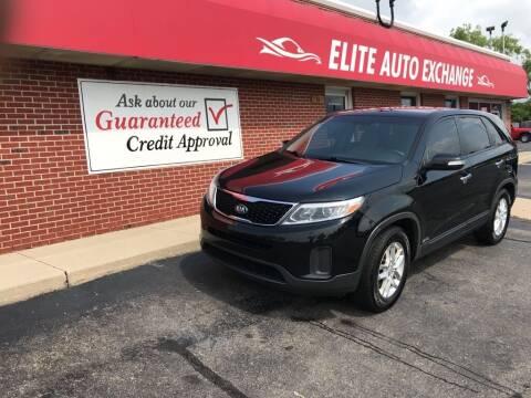 2015 Kia Sorento for sale at Elite Auto Exchange in Dayton OH