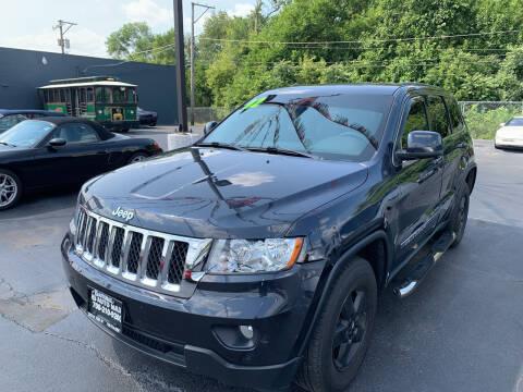 2013 Jeep Grand Cherokee for sale at ROUTE 6 AUTOMAX in Markham IL