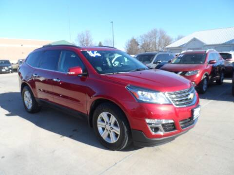 2014 Chevrolet Traverse for sale at America Auto Inc in South Sioux City NE