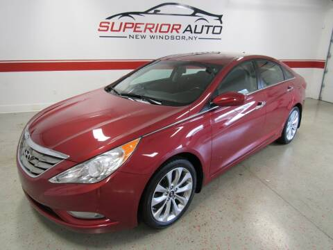 2011 Hyundai Sonata for sale at Superior Auto Sales in New Windsor NY
