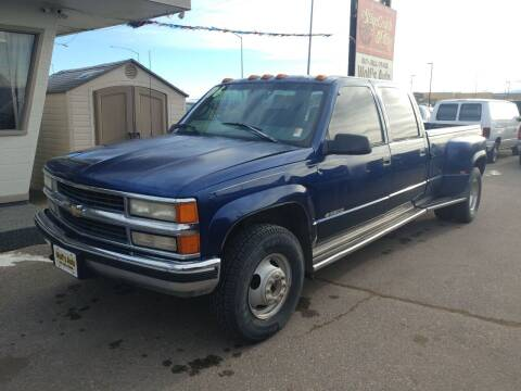 1996 Chevrolet C/K 3500 Series for sale at Wolf's Auto Inc. in Great Falls MT