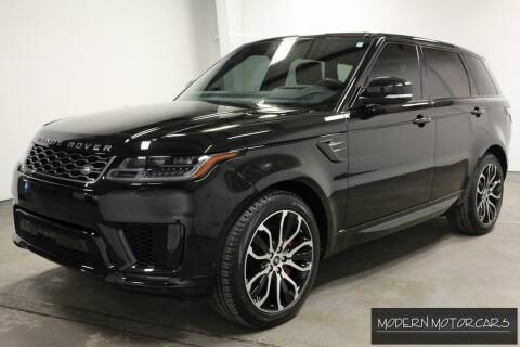 2018 Land Rover Range Rover Sport for sale at Modern Motorcars in Nixa MO
