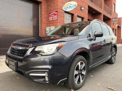 2018 Subaru Forester for sale at The Car Guys in Staten Island NY