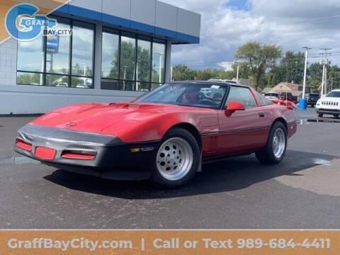 1984 Chevrolet Corvette for sale at GRAFF CHEVROLET BAY CITY in Bay City MI
