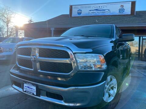 2014 RAM Ram Pickup 1500 for sale at Global Automotive Imports of Denver in Denver CO