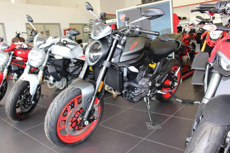 2022 Ducati Monster for sale at Peninsula Motor Vehicle Group in Oakville NY