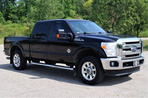 2016 Ford F-250 Super Duty for sale at KA Commercial Trucks, LLC in Dassel MN