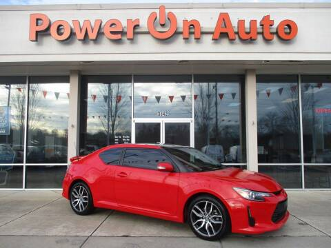 2014 Scion tC for sale at Power On Auto LLC in Monroe NC