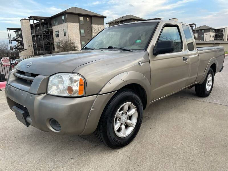 2004 Nissan Frontier for sale at Zoom ATX in Austin TX