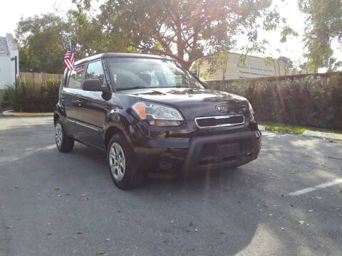 2011 Kia Soul for sale at Florida Auto Trend in Plantation FL