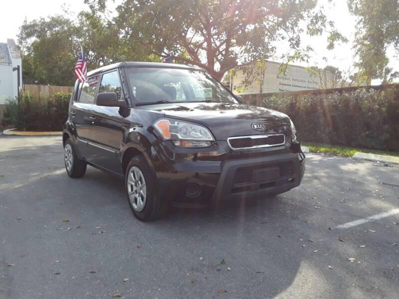 2011 Kia Soul for sale at Florida Auto Trend in Plantation FL