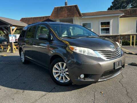 2012 Toyota Sienna for sale at Hola Auto Sales Doraville in Doraville GA