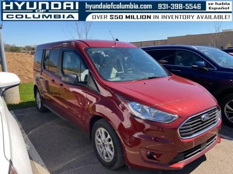 2019 Ford Transit Connect Wagon for sale at Hyundai of Columbia Con Alvaro in Columbia TN