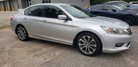 2015 Honda Accord for sale at Yep Cars in Dothan AL