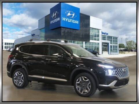 2022 Hyundai Santa Fe for sale at Terry Lee Hyundai in Noblesville IN