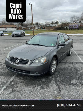 2006 Nissan Altima for sale at Capri Auto Works in Allentown PA
