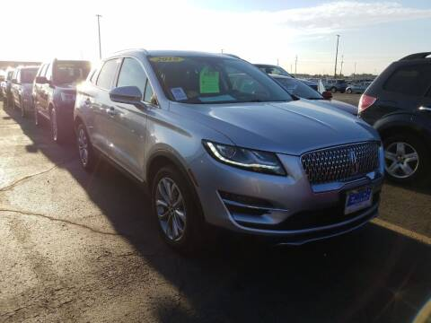 2019 Lincoln MKC for sale at A.I. Monroe Auto Sales in Bountiful UT
