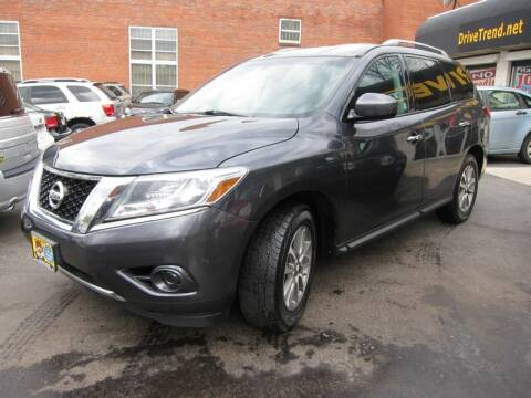 2013 Nissan Pathfinder for sale at DRIVE TREND in Cleveland OH