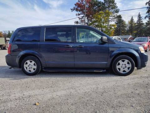 2008 Dodge Grand Caravan for sale at Hilltop Auto in Prescott MI