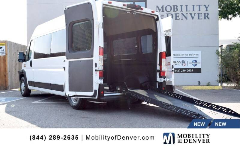 2021 RAM ProMaster Window for sale at CO Fleet & Mobility in Denver CO