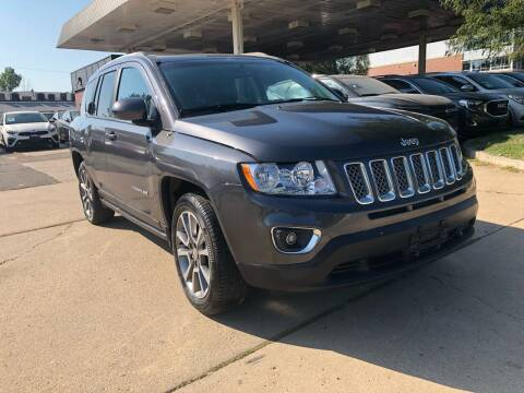 2017 Jeep Compass for sale at Divine Auto Sales LLC in Omaha NE