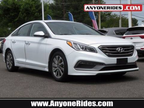 2017 Hyundai Sonata for sale at ANYONERIDES.COM in Kingsville MD