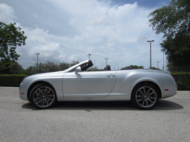 2011 Bentley Continental for sale at Auto Sport Group in Delray Beach FL