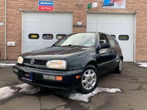 1999 Volkswagen Golf for sale at West Haven Auto Sales in West Haven CT