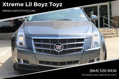 2011 Cadillac CTS for sale at Xtreme Lil Boyz Toyz in Greenville SC