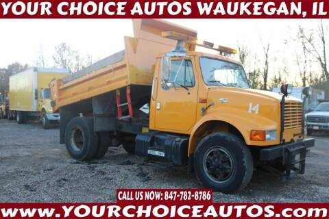 2000 International 4900 for sale at Your Choice Autos - Waukegan in Waukegan IL
