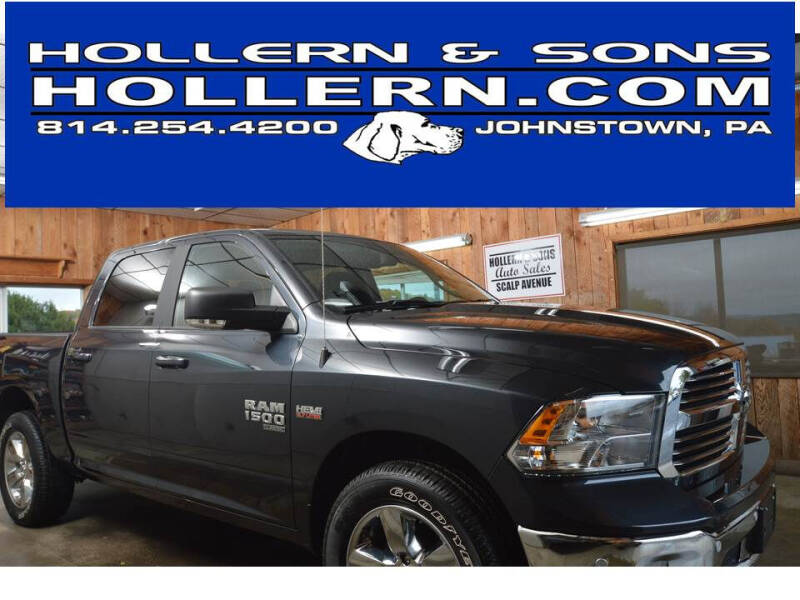 2019 RAM Ram Pickup 1500 Classic for sale at Hollern & Sons Auto Sales in Johnstown PA
