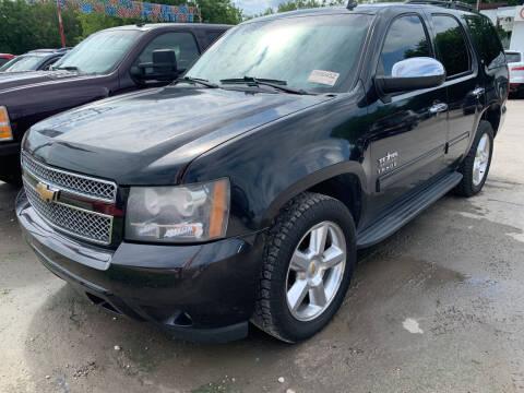 2011 Chevrolet Tahoe for sale at BULLSEYE MOTORS INC in New Braunfels TX