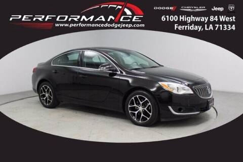 2017 Buick Regal for sale at Performance Dodge Chrysler Jeep in Ferriday LA