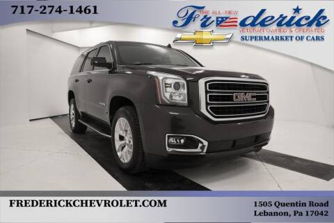 2015 GMC Yukon for sale at Lancaster Pre-Owned in Lancaster PA