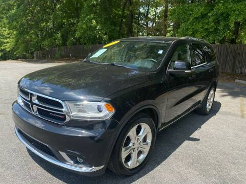 2014 Dodge Durango for sale at Peach Auto Sales in Smyrna GA