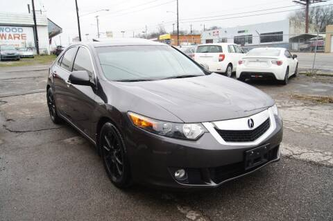 2010 Acura TSX for sale at Green Ride Inc in Nashville TN