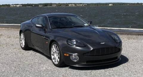 2006 Aston Martin Vanquish for sale at NJ Enterprises in Indianapolis IN