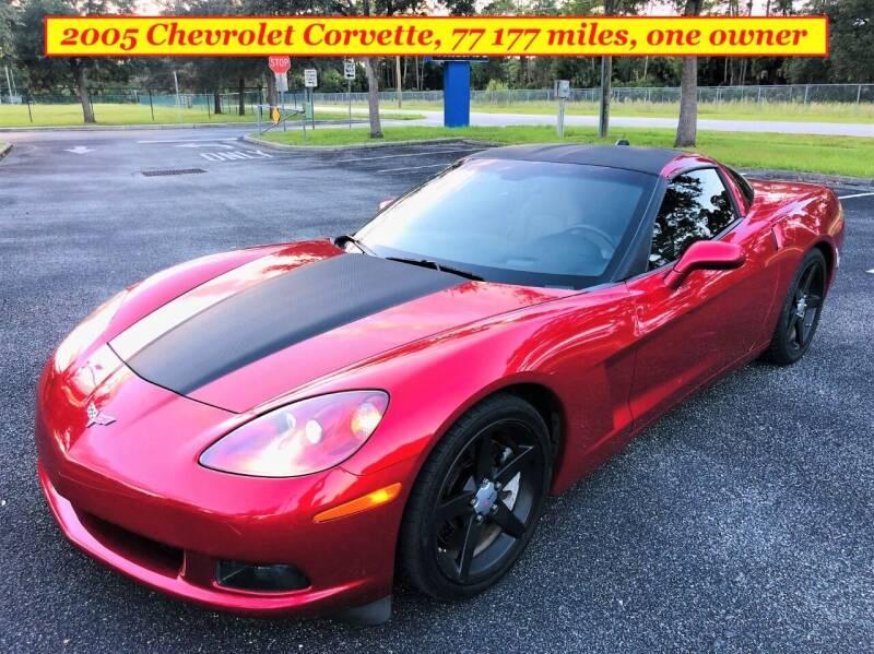 2005 Chevrolet Corvette for sale at SIMON & DAVID AUTO SALE in Port Charlotte FL