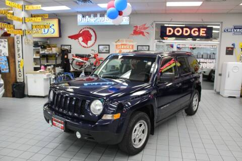 2013 Jeep Patriot for sale at Windy City Motors in Chicago IL