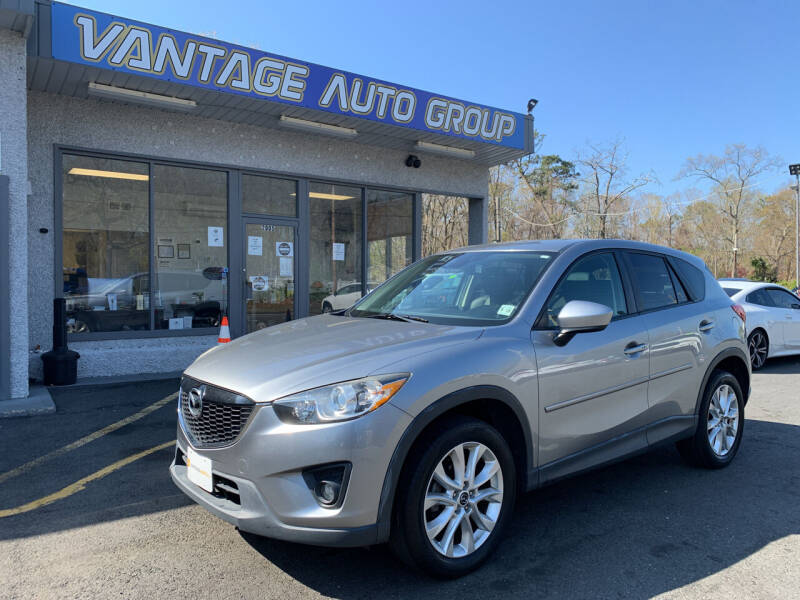 2014 Mazda CX-5 for sale at Vantage Auto Group in Brick NJ