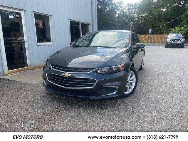 2017 Chevrolet Malibu for sale in Seffner, FL