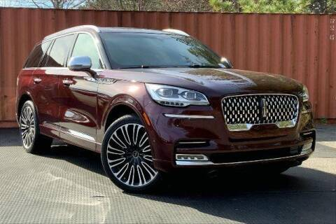 2020 Lincoln Aviator for sale at CU Carfinders in Norcross GA
