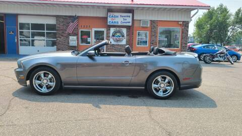 2014 Ford Mustang for sale at Twin City Motors in Grand Forks ND