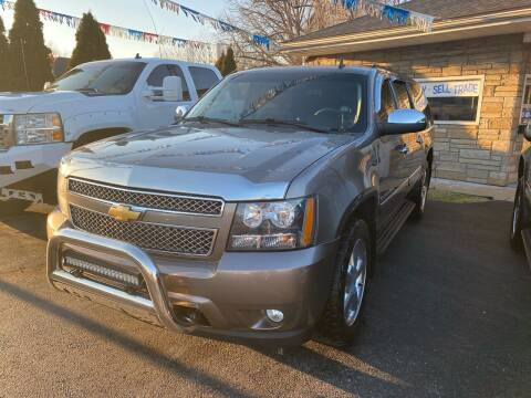 2012 Chevrolet Suburban for sale at Brucken Motors in Evansville IN