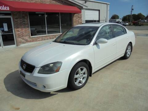 2006 Nissan Altima for sale at US PAWN AND LOAN in Austin AR