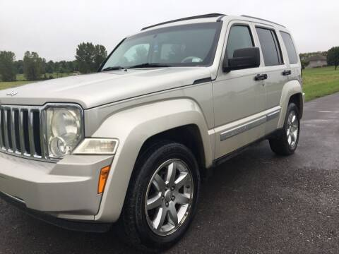2008 Jeep Liberty for sale at Nice Cars in Pleasant Hill MO
