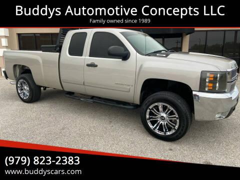 2007 Chevrolet Silverado 2500HD for sale at Buddys Automotive Concepts LLC in Bryan TX