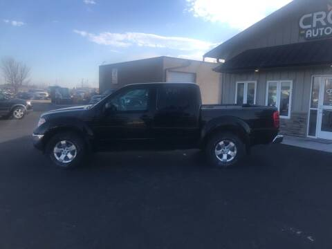 2010 Nissan Frontier for sale at Crown Motor Inc in Grand Forks ND